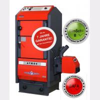 Pelletkessel von 14 bis 80 kW