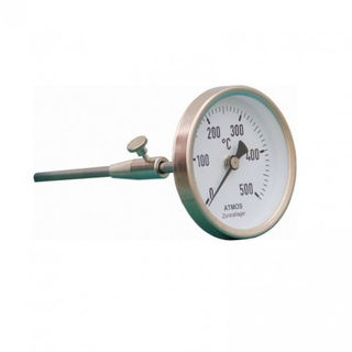 Thermometer - Abgas DN 80 mm x 150 mm