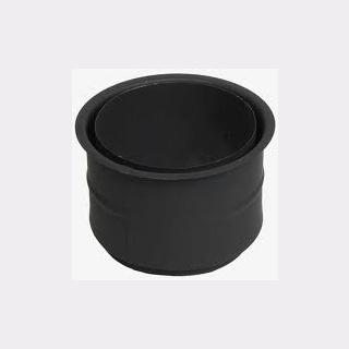 rauchrohr wandfutter einfach 150 mm 8 81. Black Bedroom Furniture Sets. Home Design Ideas